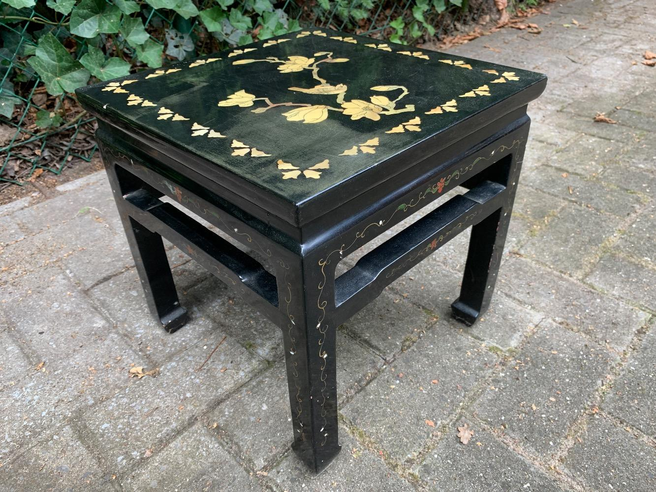 Chinese Side Table Tables Inventory Glantiques
